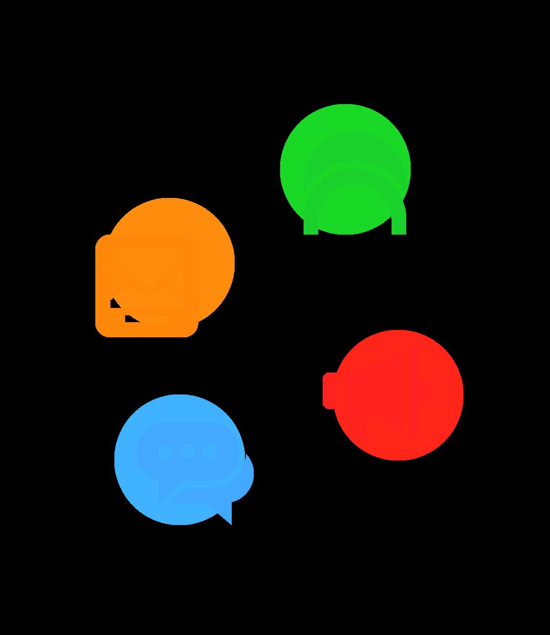 Librem One Icons