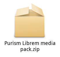 Media Pack download icon