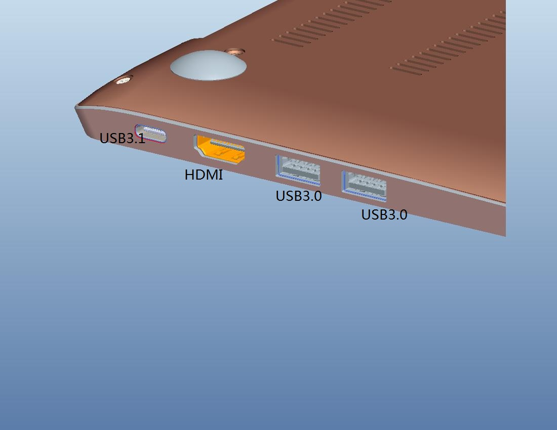 Librem 15 Rev2 includes USB 3.1 Type-C