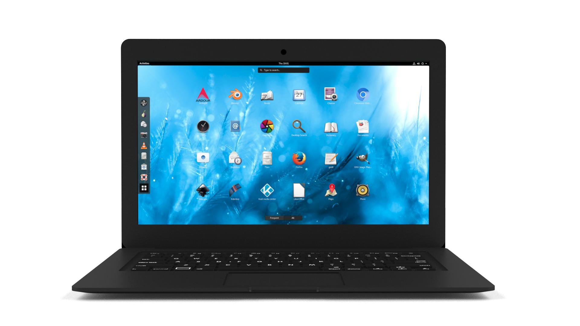 Librem 13 laptop