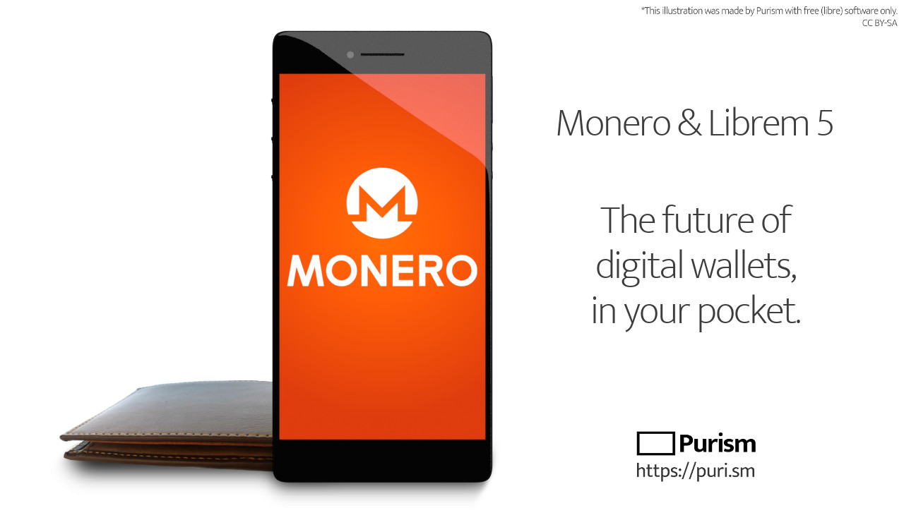 SAN FRANCISCO, Calif., October 13, 2017 — Purism, maker of security focused  hardware and software, today announced a collaboration with Monero, ...