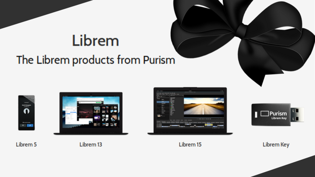 Give the Gift of Privacy with Purism's Black Friday Deals, Next TGP