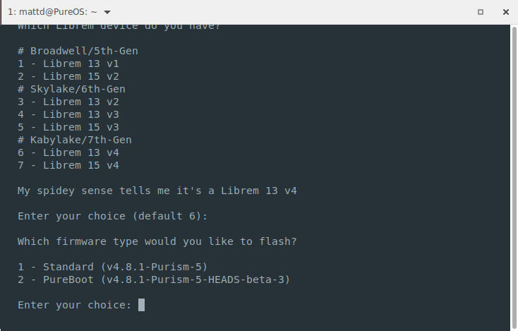 coreboot Firmware on Purism Librem devices – Purism