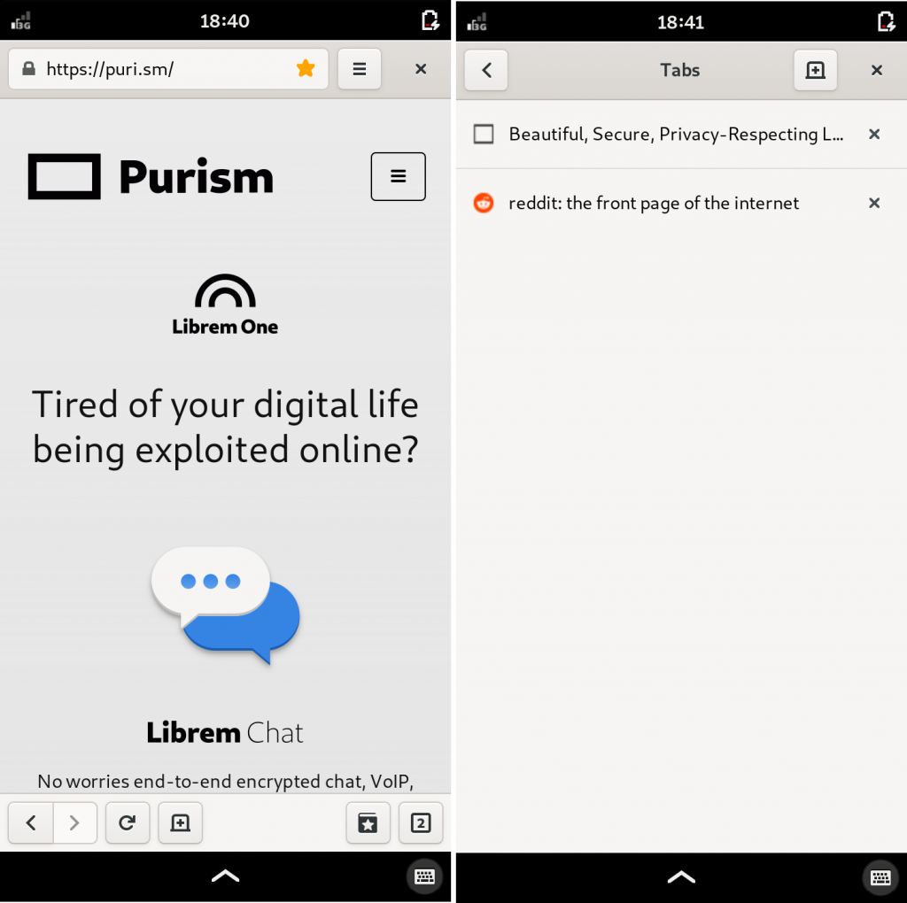 Librem 5 July Update – Purism