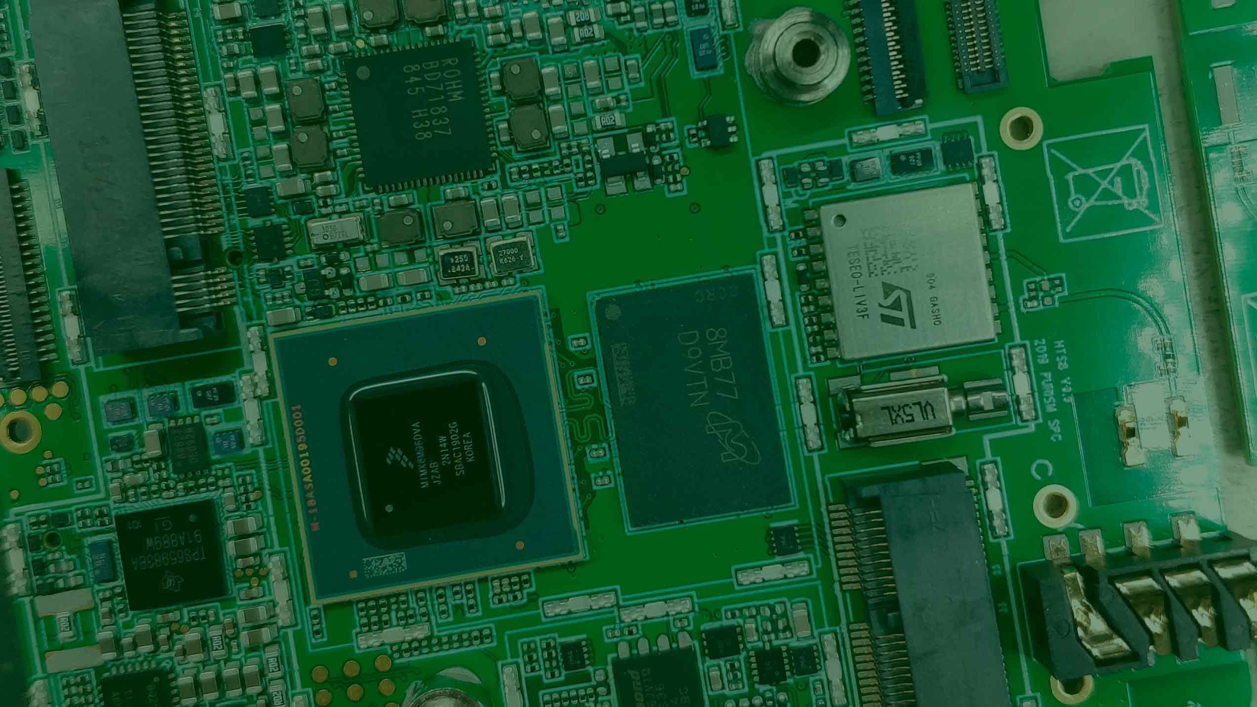 Librem 5 PCB disclosed