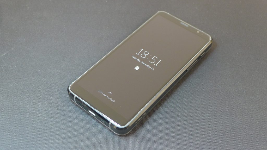 The Librem 5, the most secure phone, shipping