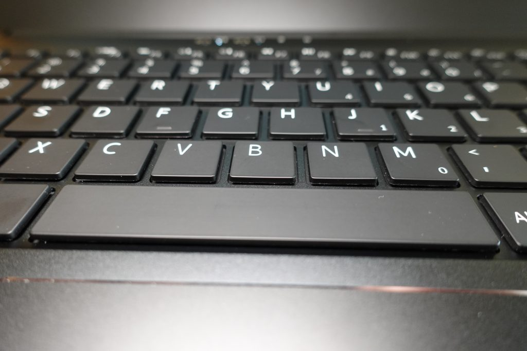 Purism Librem 14 Space and Keyboard