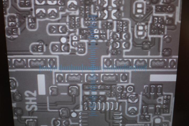 Librem 5 USA solder paste inspection
